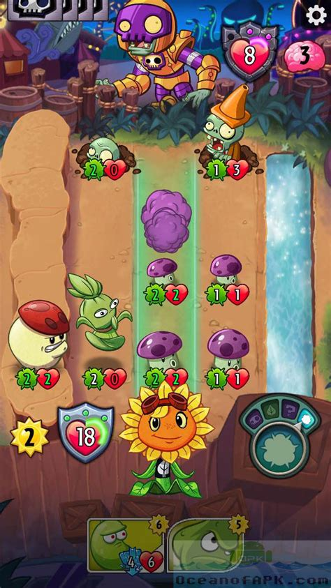 Hearthstone Android Modded Apk by Plants Vs Zombies Heroes Mod Apk Free