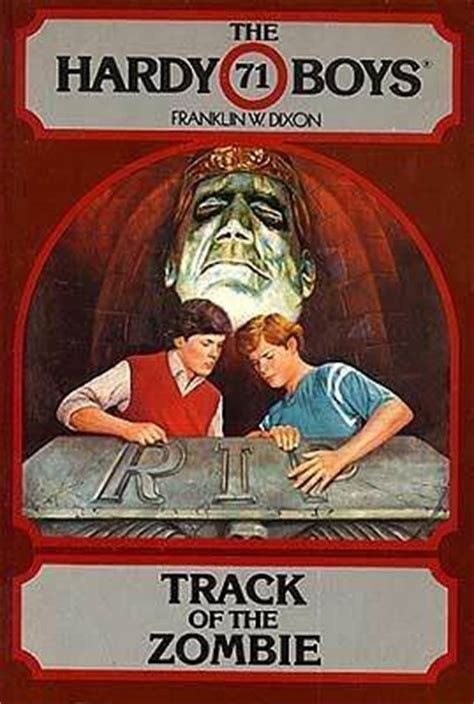 track   zombie hardy boys   franklin  dixon reviews discussion bookclubs lists