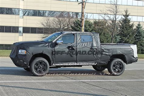 2020 Dodge Heavy Duty by 2020 Ram Heavy Duty Spotted Testing With Production