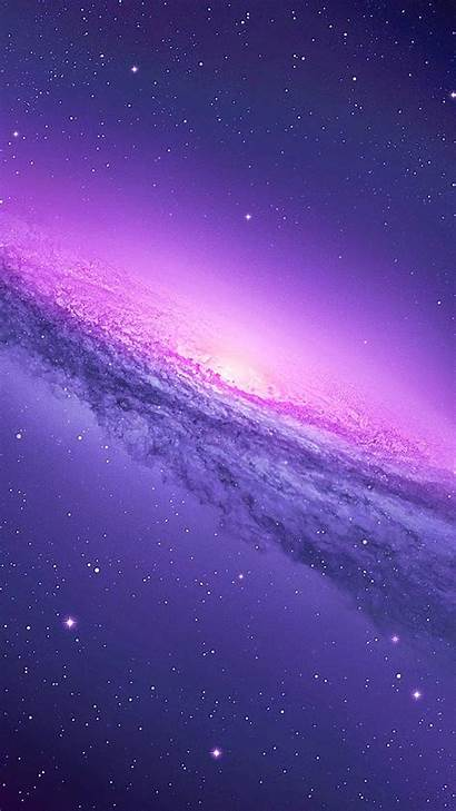 Iphone Galaxy Plus Purple Wallpapers Timeline 5s