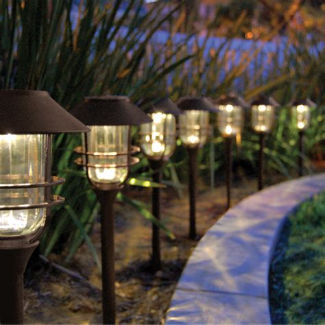outdoor solar lighting ideas best solar pathway lights ideas all about house design 3881