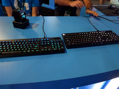 """Logitech """"g"""" Series Lineup Impressions From Sxsw 2016"""