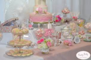 shabby chic mariage ma sweet table sera chic et canon mariage