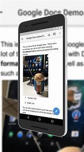 google docs gains more editing power on android With google docs for android review