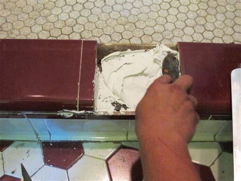 load grout cracking  tiles  shower edentopp
