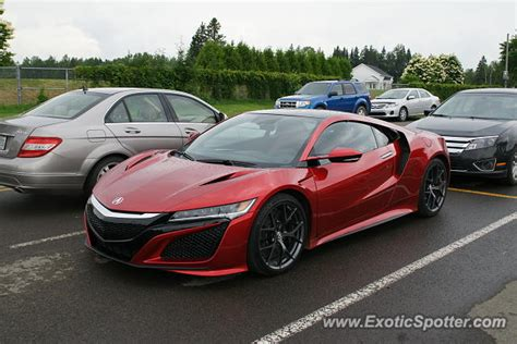 acura nsx spotted in boischatel canada on 07 08 2017 photo 2