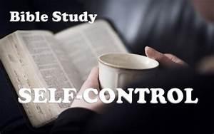 A Bible Study On Self