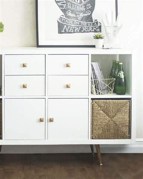 Ikea Le Arbeitszimmer by 5 Ikea Hack Avec L 233 Tag 232 Re Kallax Shake My