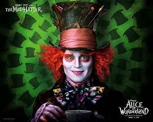 Alice in Wonderland (2010) - Upcoming Movies Wallpaper ...