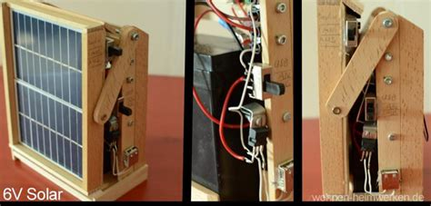 solaranlage selber bauen meine 6 volt mini solaranlage notstrom f 252 r smartphone und mit licht wohnen heimwerken