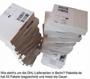 Dhl Lieferzeiten Hamburg : lieferzeit stichproben f r berliner dhl pakete ~ Yasmunasinghe.com Haus und Dekorationen