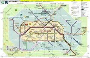 Berlin Bvg Plan : metro map of u bahn plan berlin ~ Orissabook.com Haus und Dekorationen