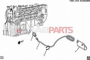 12586687  Saab Engine Heater - B284 2 8t V6