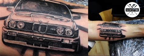 Bmw Tattoo Pictures To Pin On Pinterest Tattooskid