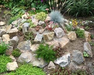 Bilder Von Steingärten : die besten 17 ideen zu steingarten anlegen auf pinterest steinbeet anlegen kiesgarten anlegen ~ Indierocktalk.com Haus und Dekorationen