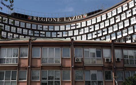 Ufficio Sta Regione Lazio by Regione Lazio Al Lavoro Per Migliorare La Vita Delle