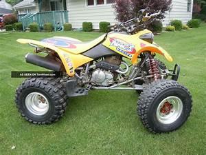 2001 Honda Trx 400 Ex
