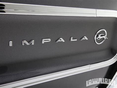 Impala Logo Wallpaper