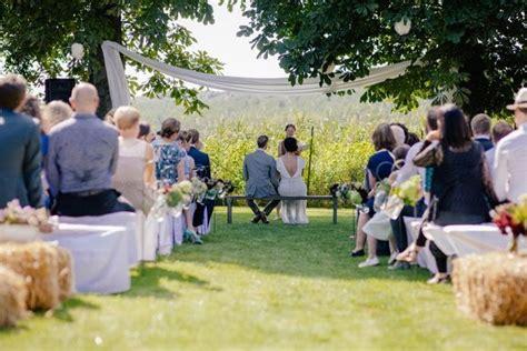 Garten Trauung by Freie Trauung Im Garten Haus Am Bauernsee Hochzeit