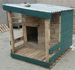 Pallet dog house building tips for Pallet dog house plans
