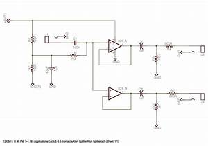 Klon Buffer Splitter  Will This Schematic Work