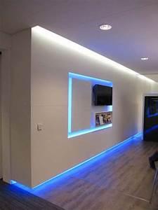 Led light strips for homes use led lighting in your home for Led lights for homes