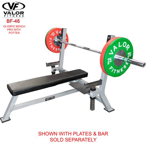 Bf48 Olympic Weight Bench Max  Valor Fitness Valor