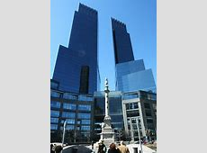 Time Warner Center is New York's retail, office and