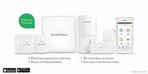 ismart home alarm system review aptgadgetcom With smart house alarm