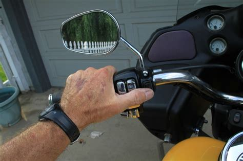 Motorcycle Garage Door Opener by Grip Switch Garage Door Opener For Motorcycles Thunder Press