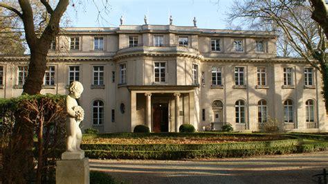 Gedenkstätte Haus Der Wannseekonferenz Der Historische