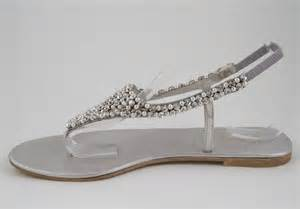 wedding shoes sandals flat sandal wedding shoes for simple and look ipunya