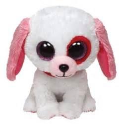 Darlin the Dog Ty Beanie Boo 6 by Ty Beanie Boos