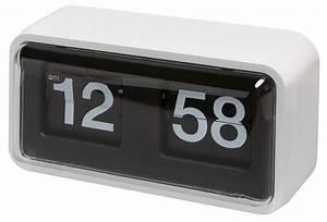 Pendule à Poser : pendule poser chiffres basculants la maison de la pendule ~ Teatrodelosmanantiales.com Idées de Décoration