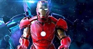 Iron Man's Infinity War Armor Makes Marvel Comics Debut ...