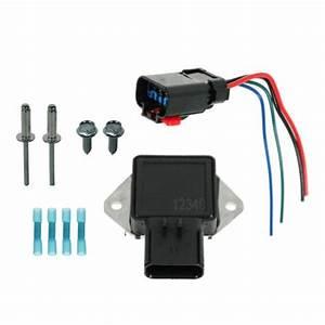 Radiator Fan Relay Kit 1AZMX at 1A Auto