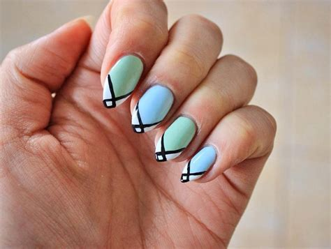 3 Simple Nail Art Designs For Spring 2018