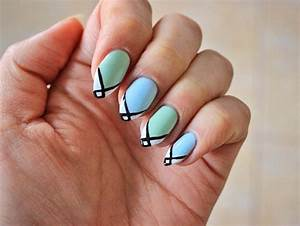 3 simple nail designs for 2018 stylish belles