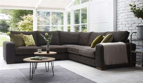 corner unit settees ashdown corner sofa corner sofas darlings of chelsea