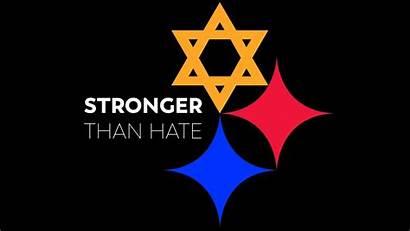 Hate Stronger Pittsburgh Than Synagogue Shooting Shootings