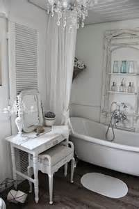 shabby chic badezimmer 26 adorable shabby chic bathroom décor ideas shelterness