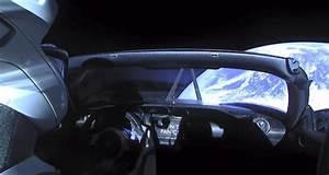 Voiture Tesla Dans L Espace : spacex les photos de la tesla roadster dans l 39 espace ~ Medecine-chirurgie-esthetiques.com Avis de Voitures