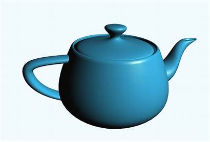 Solid Teapot Things Tea Graphics Clipart Teapots