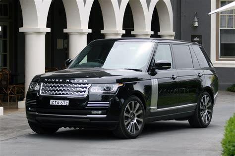 range rover autobiography 2015 range rover autobiography lwb review luxury travel