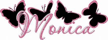 Monica Gifs Nombre Graffiti Tattoo Graphics Nom