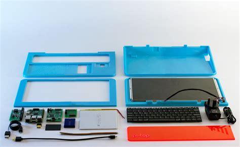 ordinateur de bureau a monter sois meme raspberry pi dans un ordinateur portable à monter soi même