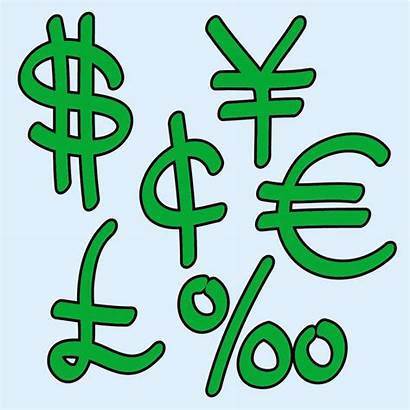Symbols Clipart Math Money Clipartion