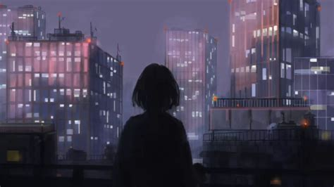 sad aesthetic anime pc wallpapers wallpaper cave