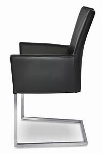 Leder Online Kaufen : siena von ronald schmitt armlehnstuhl rst 174 leder nero st hle online kaufen ~ Watch28wear.com Haus und Dekorationen