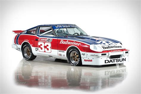 paul newman race car paul newman s 1979 datsun 280zx race car uncrate